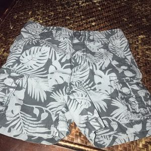 Healthtex Palm Leaves Cargo Shorts